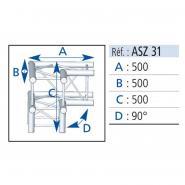 ASD - ASZ 31 angle 3D (SZ 290)