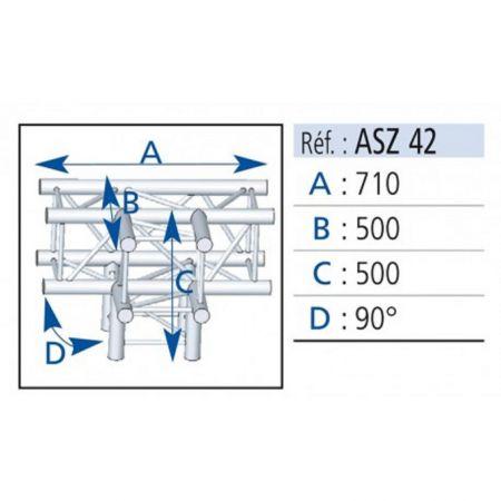 ASD - ASZ 42 angle 4D