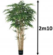 Bambou artificiel 2m10
