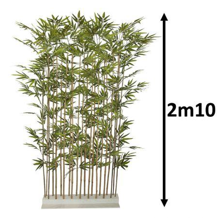 Bambou stick 2m10
