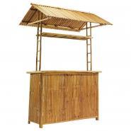 Bar Exotique bambou
