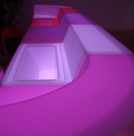 Bar lumineux - Jumbo Courbe Angle LED