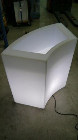 Bar lumineux - Slide Ice Bar