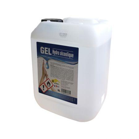 Bidon 5L Gel hydro alcoolique