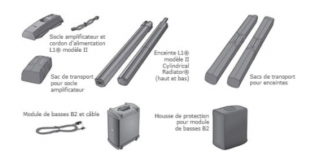 Bose - L1 Modele 2 B2