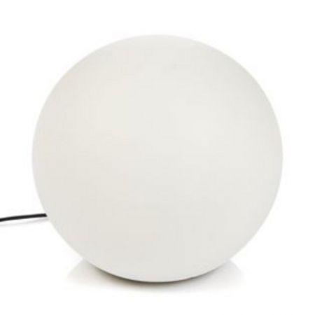 Boule lumineuse - Blanche 50cm
