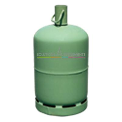 Bouteille de gaz propane