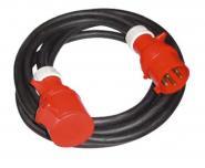 Câble prolongateur 10M P17 32A tri
