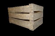 Cagette vintage en bois