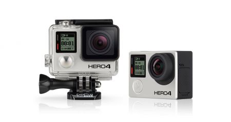 Camera GoPro Hero4 Black 4K