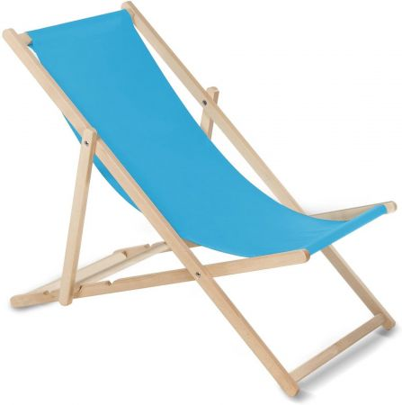 Chaise Chilienne bleue turquoise
