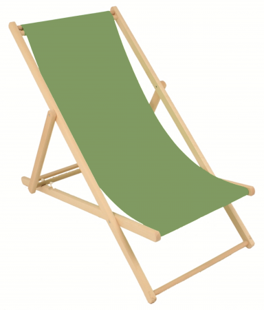 Chaise Chilienne Verte