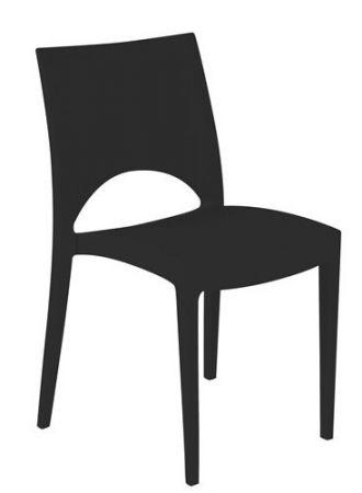 Chaise E-Trix noire