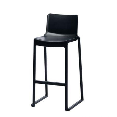 Chaise haute Kasar Noire