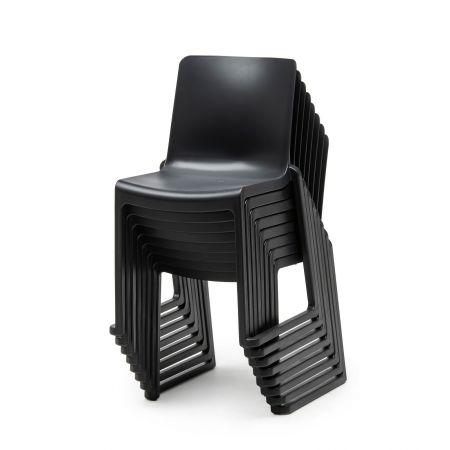 Chaise Kasar noire