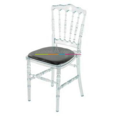Location chaise napoleon transparente - Chaises napoleon transparente ...