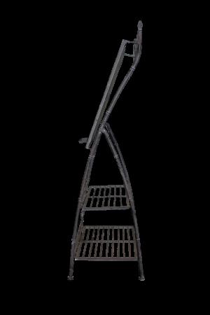 Chevalet métal vintage