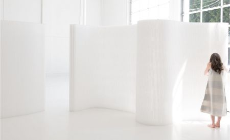 Cloison Easywall blanche taille S