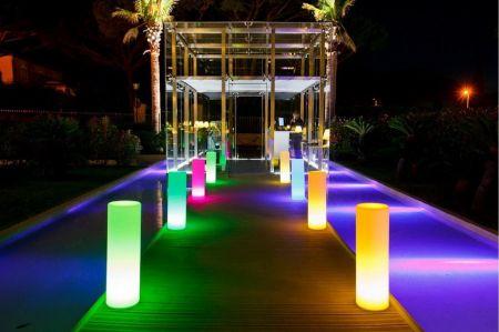 Colonne lumineuse - LED 115cm