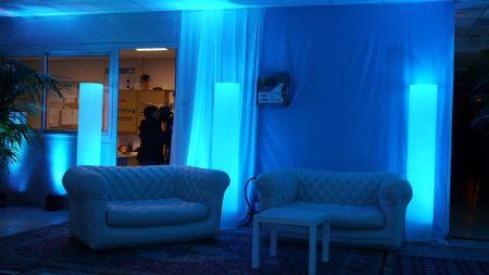 Colonne lumineuse - LED 170cm