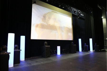 Colonne lumineuse - LED 230cm