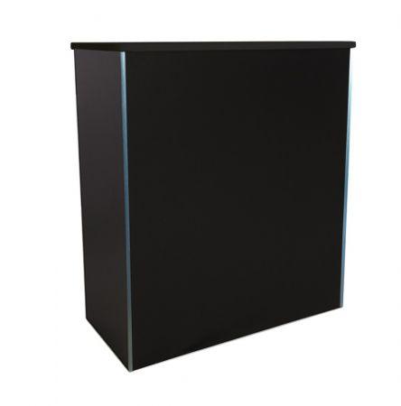 Comptoir d'accueil - Black desk
