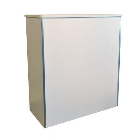 Comptoir d'accueil - White desk