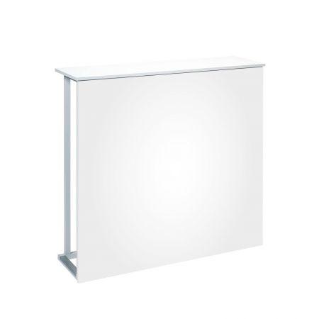 Comptoir Kubo Blanc plateau blanc