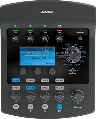 Console de mixage - Bose - T1 tonematch