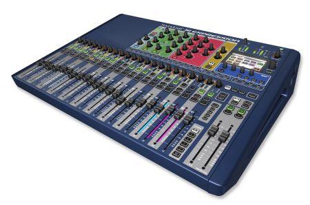 Console de mixage - Soundcraft - Si expression 2