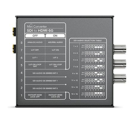 Convertisseur Blackmagic Design SDI to HDMI