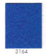 Coupe au m2 moquette bleue 3164