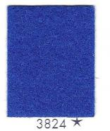 Coupe au m2 moquette bleue roi 3824