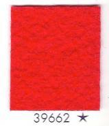 Coupe au m2 moquette rouge 39662