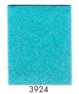 Coupe au m2 moquette turquoise 3924