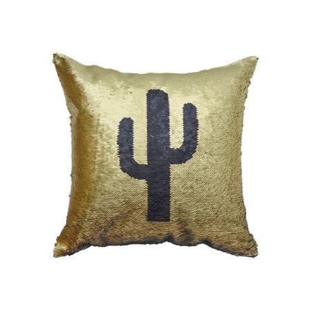 Coussin cactus Magique