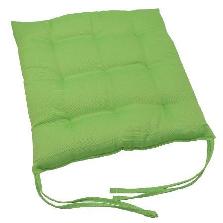 Coussin de chaise Vert