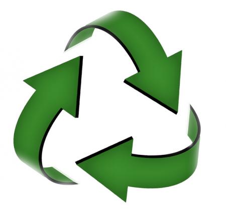 Destruction et recyclage DIB