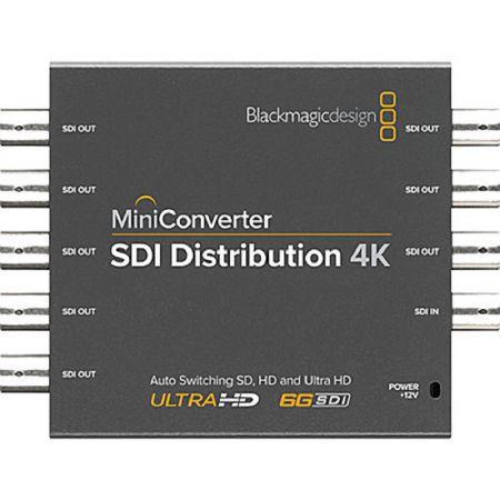 Distributeur SDI Blackmagic Design Mini - Distribution 4K