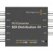 Distributeur SDI Blackmagic Design Mini - Distribution 4K