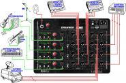 Drawmer - KICKBOX 4X4