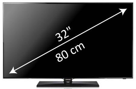 Écran plat LED Samsung - UE32F5000