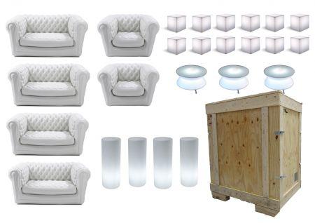 Espace Lounge KIT XL