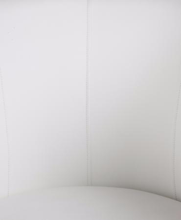 Fauteuil Cabriolet blanc