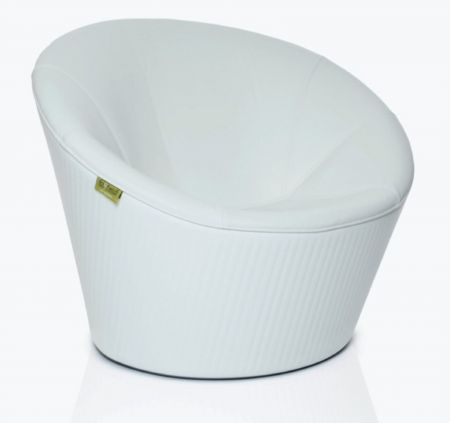 Fauteuil gonflable Smart Air Blanc
