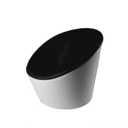 Fauteuil gonflable Smart Air Noir