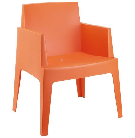 Fauteuil Lounge ORANGE