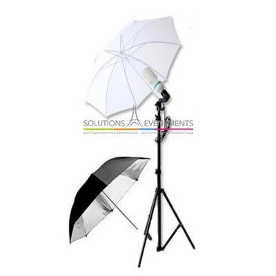 Flash parapluie studio