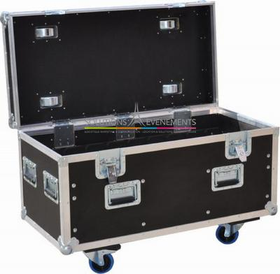 Flight case malle - Taille M
