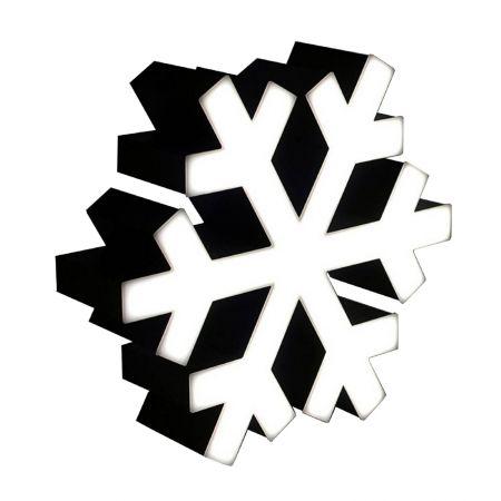 Flocon de neige lumineux   Led